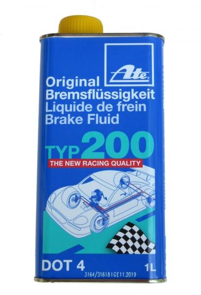 """Bremsflüssigkeit ATE Typ200 """"the new racing quality"""""""