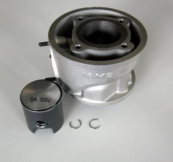 Zylinder mit Kolben und Sicherungsringen IAME Leopard / K25