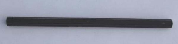 Spurstange Aluminium 6-kant M8