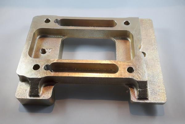 Motorbock Magnesium 0 Grad 80x102 u. 80x115mm gebohrt