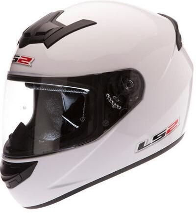 Helm LS2 weiß