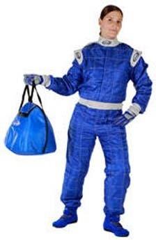 Racing Overall Level2 blau