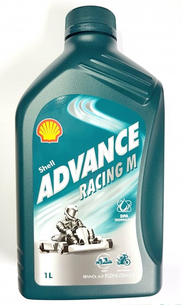 Shell Advance Racing M