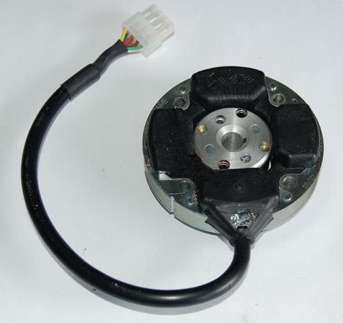 Zündanlage mit Rotor Selettra Digital K für IAME X30 ab 2013