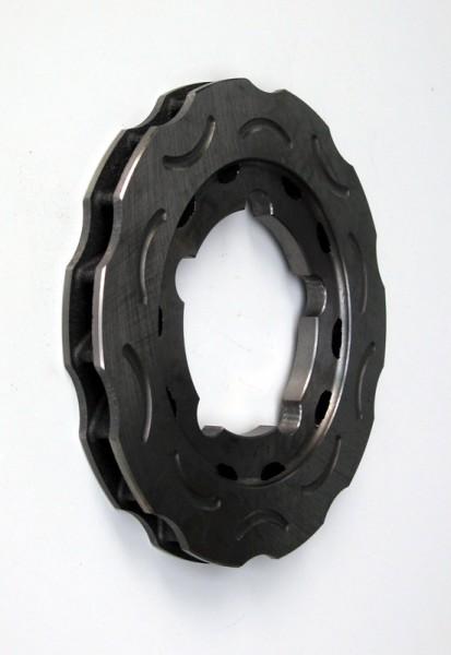 Bremsscheibe CRG 195mm hinten - Stahl VEN05/09/10