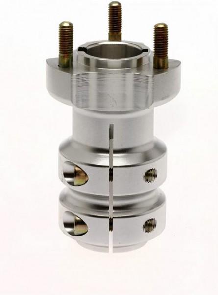 Radstern 40x115mm Aluminium silber