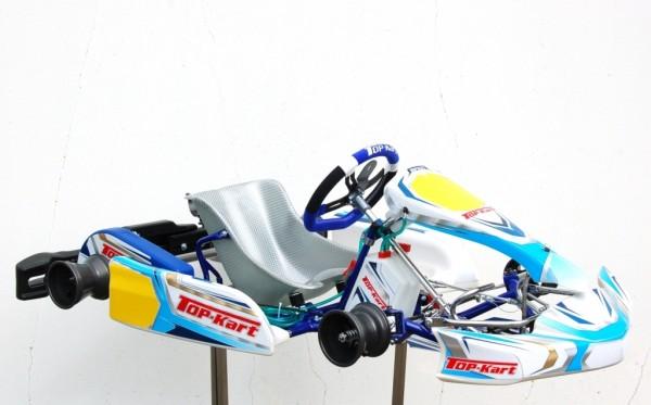 TOP-Kart Blue Eagle Chassis Homologation DMSB/MSA 05/C/22