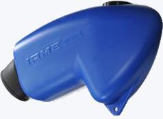 Ansauggeräuschdämpfer IAME Waterswift/Gazelle