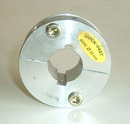 Kettenradträger Quickfast für 30mm Achse