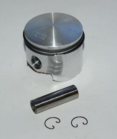 Kolben mit Bolzen und Sicherungsringen Comer S/K60