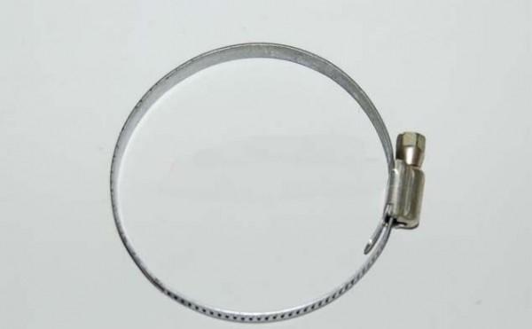 Schlauchschelle für Ansauggeräuschdämpfer 70mm