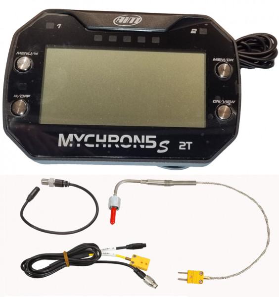 Mychron 5 S 2T inkl. Drehzahl + Wassersensor + Abgassensor