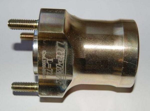 Radstern vorne TOP-Kart Ø25/72mm