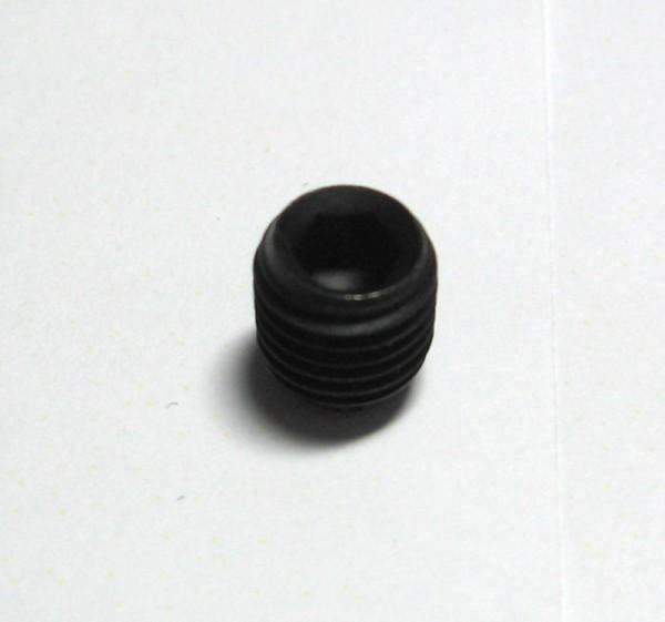 Madenschraube M6 x 10mm mit 1,0 Gewinde für Hinterachse