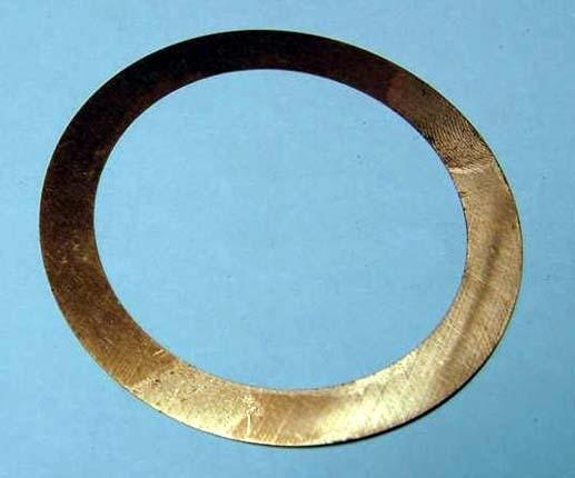 Kopfdichtung Kupfer für 125 ccm
