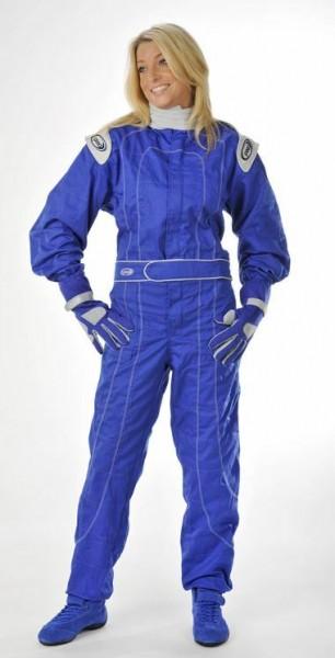 Overall Hobby Speed blau