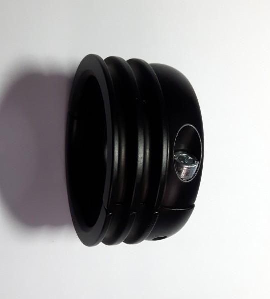 Wasserpumpenantrieb Alu für 50 mm Achse geteilt