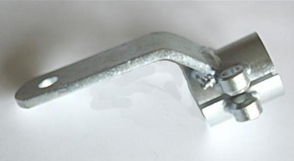 Auspuffhaltebügel für Rotax, KZ1/KZ2 für 30mm