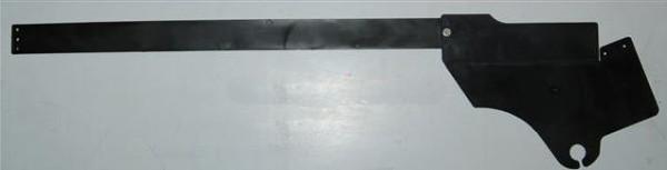 Kettenschutz Membraner schwarz