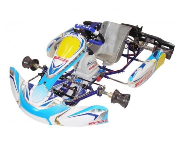 TOP-Kart Dreamer OK/OKJ mit VEN11 Bremsanlage