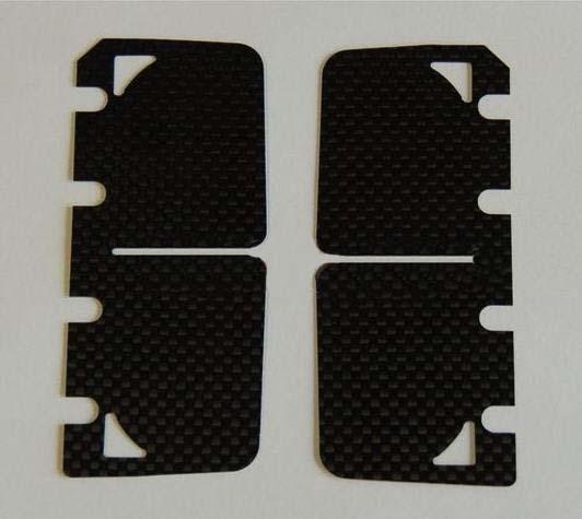 Membranen 71,5x30,5 Carbon für Vortex RVA/Rok GP (2Stück)