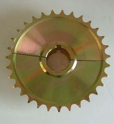 Kettenrad für 30mm Achse geteilt