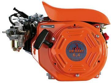 Kartmotor DM 200cc mit 5KW (6,4 PS)