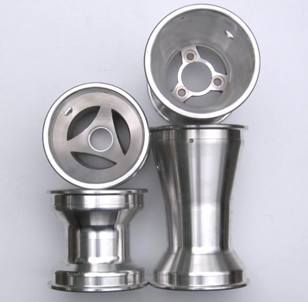 Felgen-Satz Aluminium 17/125/210mm 3-Speichen (4Stück)