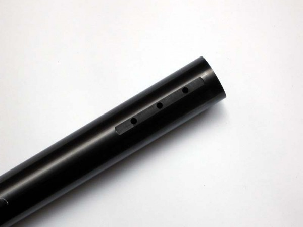 Hinterachse 50x1040x2 schwarz medium