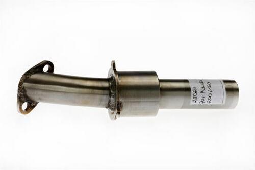 Auspuffkrümmer 160/200cc V2A
