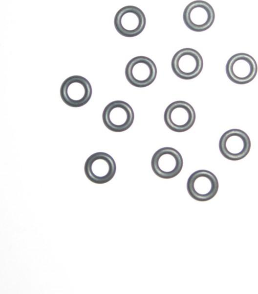 12 O-Ringe für Felgensicherungsschrauben 4,00 x 2,00 mm