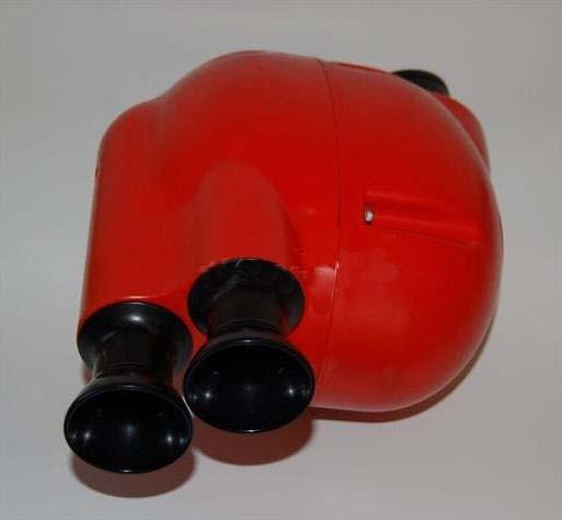Ansauggeräuschdämpfer Freeline mit 23mm Löchern CIK10-18