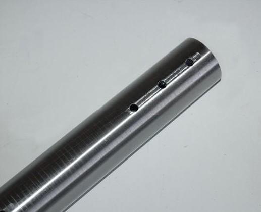 Hinterachse TOP-Kart 40x1040 mm für Bullet World Formula