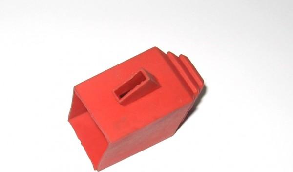 Staubschutzkappe für Hauptbremszylinder TOP-Kart rot