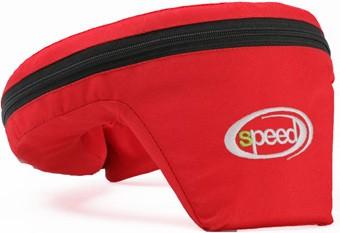Nackenstütze Speed mit Aufprallschutz rot