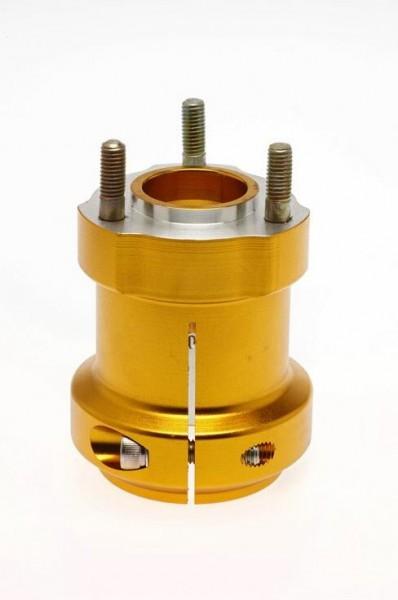 Radstern 40x95mm Aluminium gold