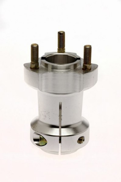 Radstern 40x95mm Aluminium silber