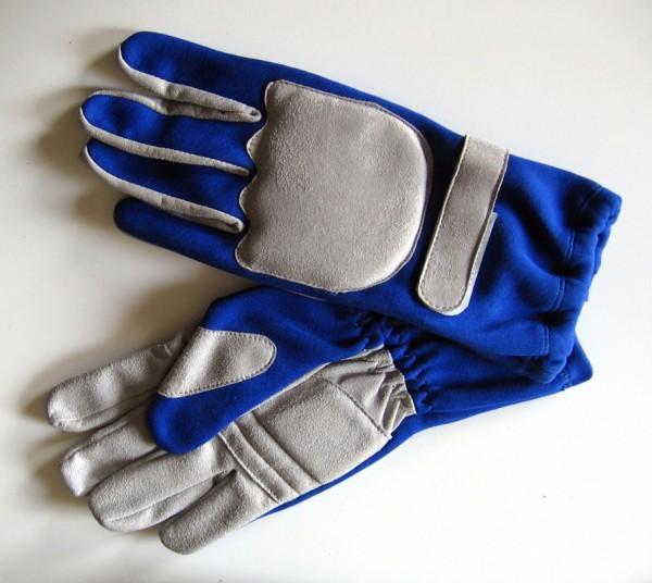 HUSKY Handschuhe blau TopQualität