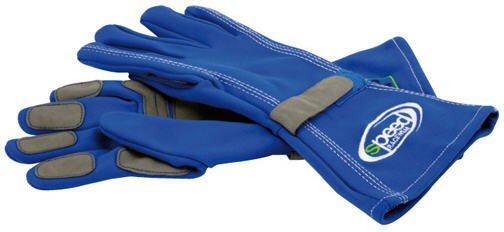 Speed Handschuhe F1-Style blau