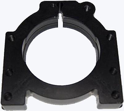 Lagerschale für 40/50mm Achse 4 Schrauben Typ